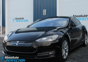 Tesla Paint Protection Film Sykesville Maryland o