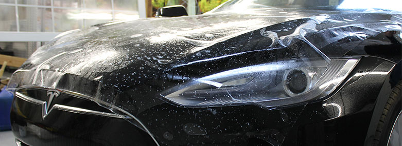 Paint Protection Film - Clear Bra - Absolute Perfection Window Tinting - MD DC VA