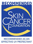 skin cancer foundation approved product