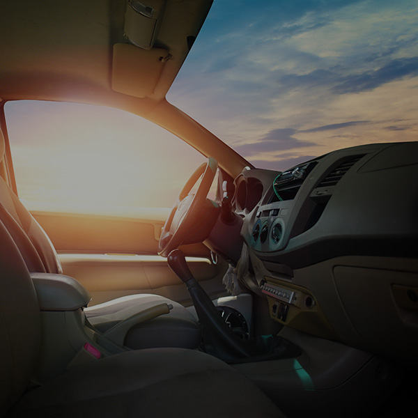 Car Interior Protection From UV Rays Using Window Tint