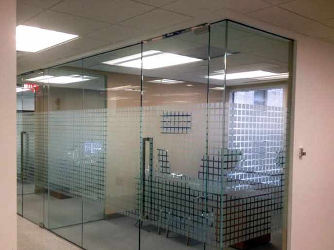 Decorative Frost Window Film for Business