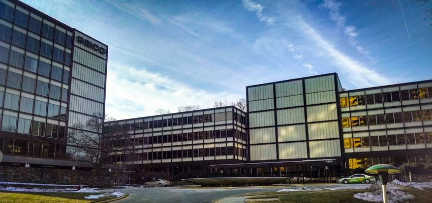 GEICO Headquarters with EnerLogic Low-E Window Film