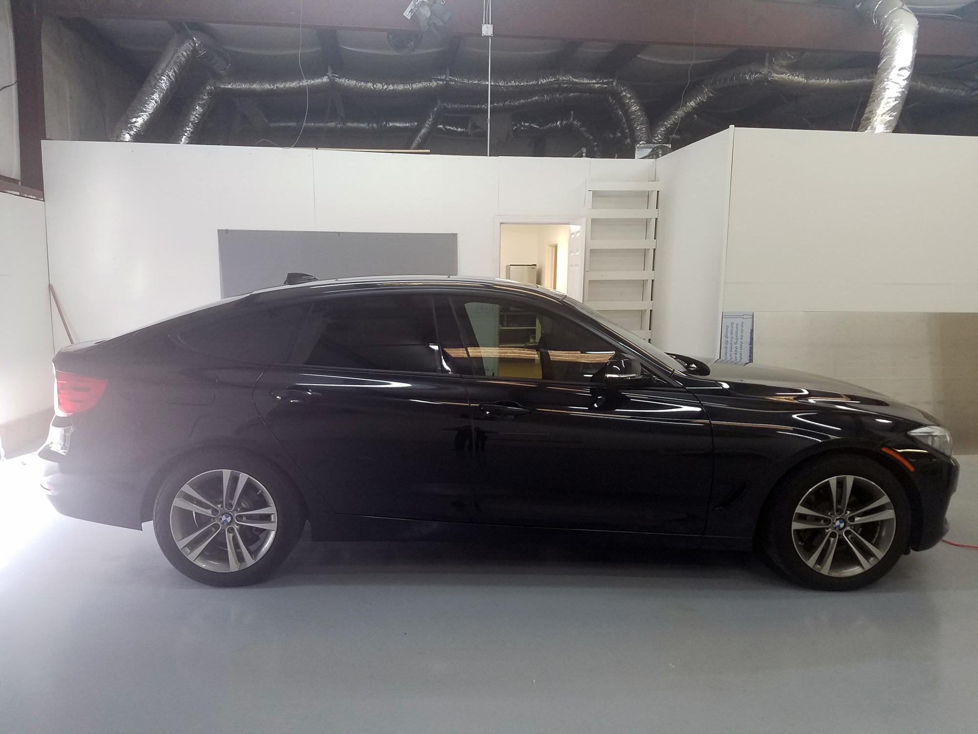BMW 328 GT with 20% Window Tint