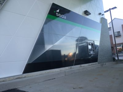SECU Wall Mural