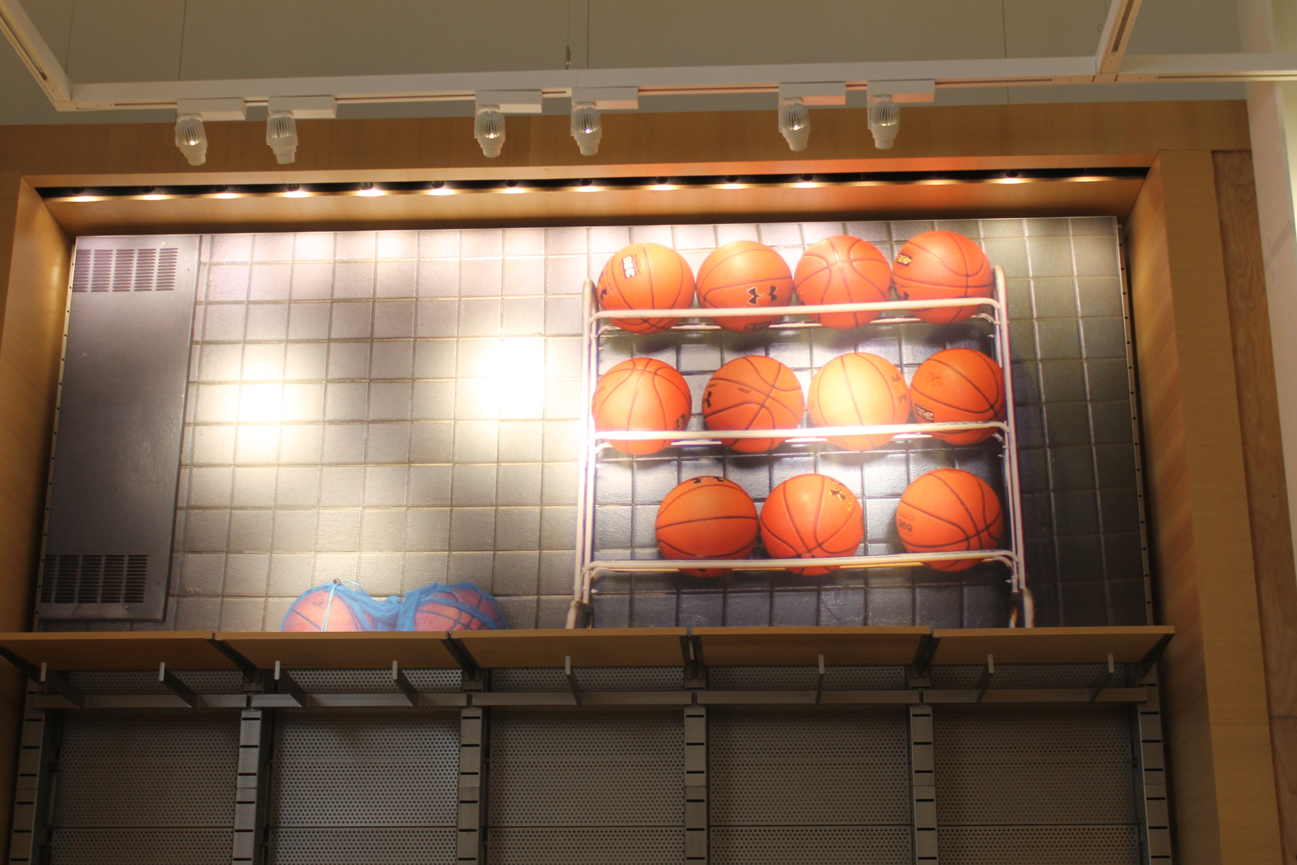 Under Armour Wall Mural