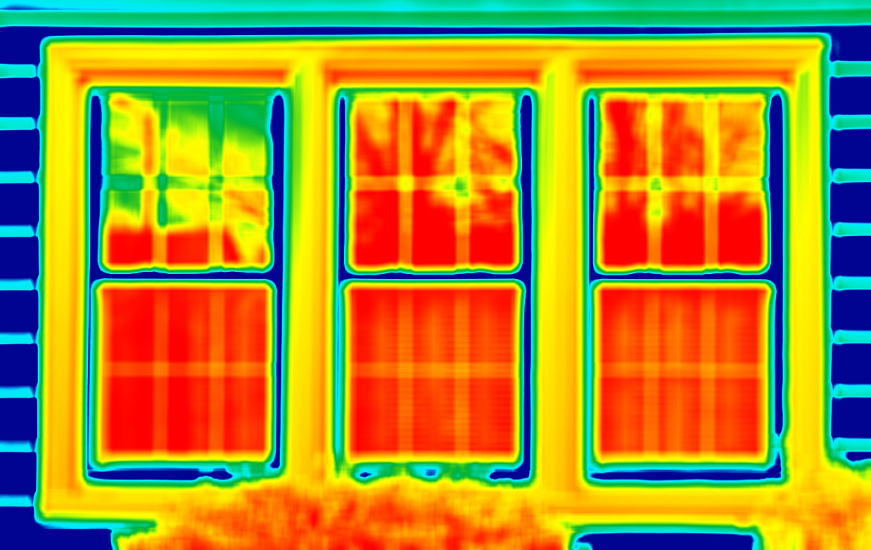 Home Windows Thermal Map