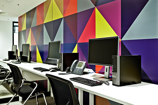 Wall Murals for Office Spaces