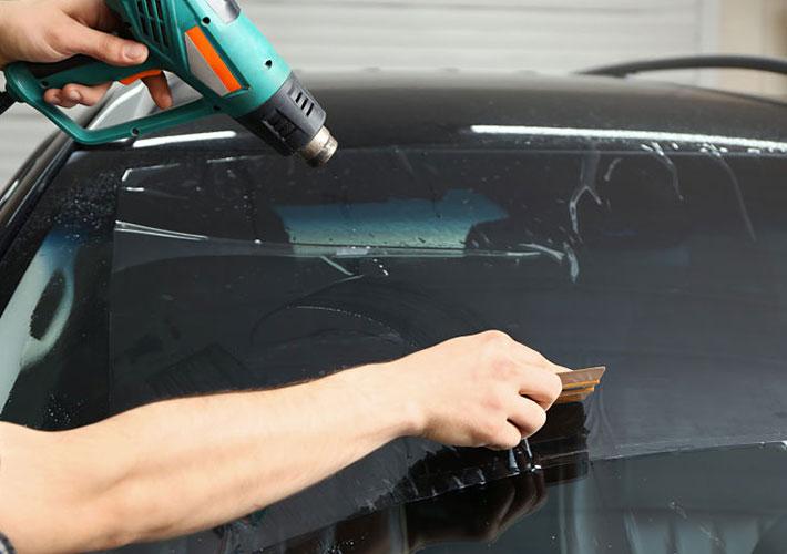 air blue 80 north carolina windshield