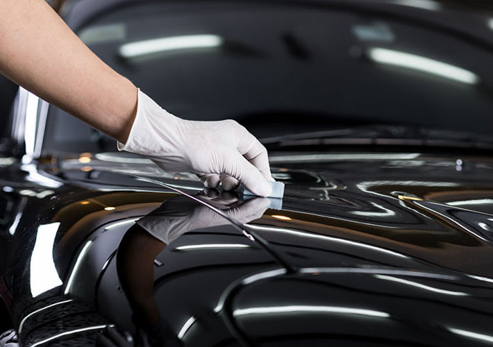 Vehicle Paint Protection Film Ap Tinting