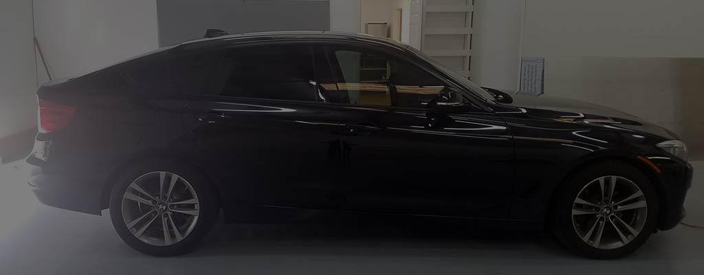 LLumar vehicle window tint installer