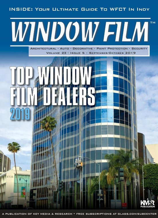 window film magazine top US window film companies in Washington DC