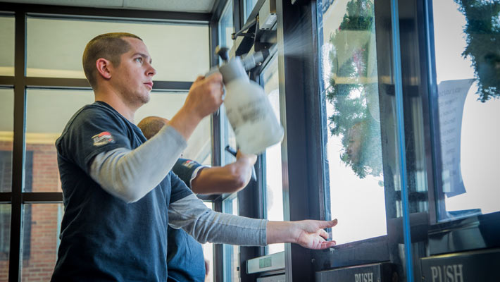 Does Window Film Require Maintenance security window film in bethesda security window film