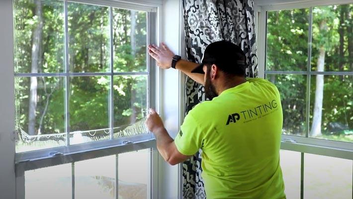 Maryland CoolVu window tinting in Dundalk Maryland