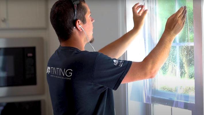 Dundalk Maryland CoolVu window tinting in Maryland