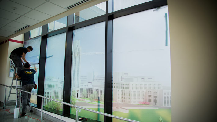 The Pros and Cons of Manufactured Glass vs. Window Film Annapolis, MD commercial window tinting in Annapolis, MD