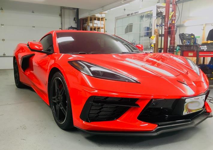 Best Automotive Window Tint in 2021 formulaone crystalline huper optik i3