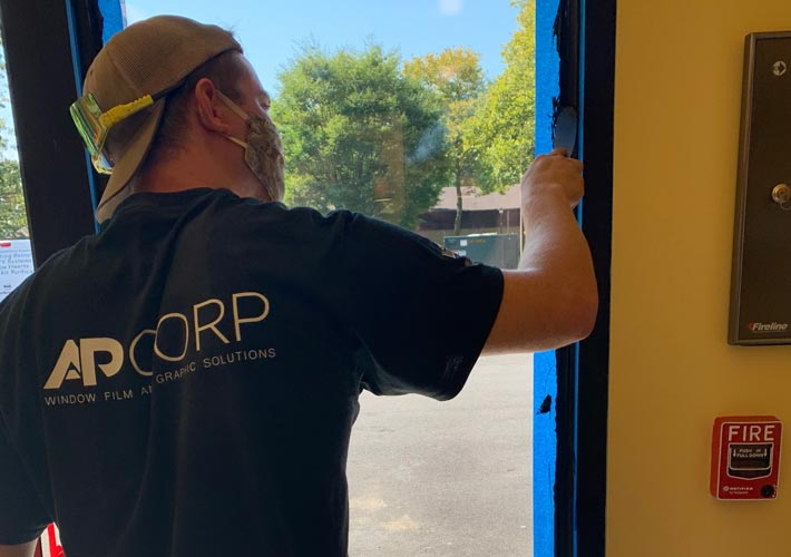 The Difference Between Privacy and Security Window Film