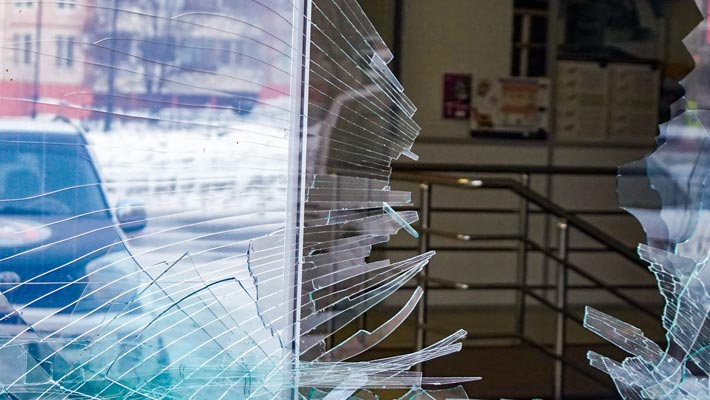 Fragment Retention Window Film in Washington, DC
